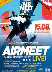 Horizon Airmeet in Genderkingen --> Live Stream